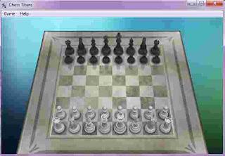 Game Catur PC