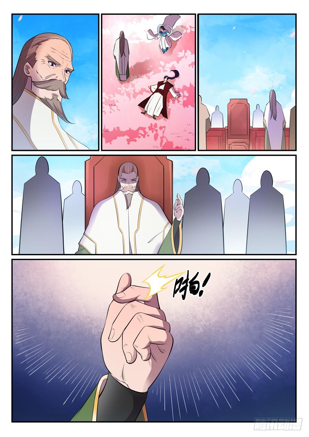 Bách Luyện Thành Thần chap 471 - Trang 9