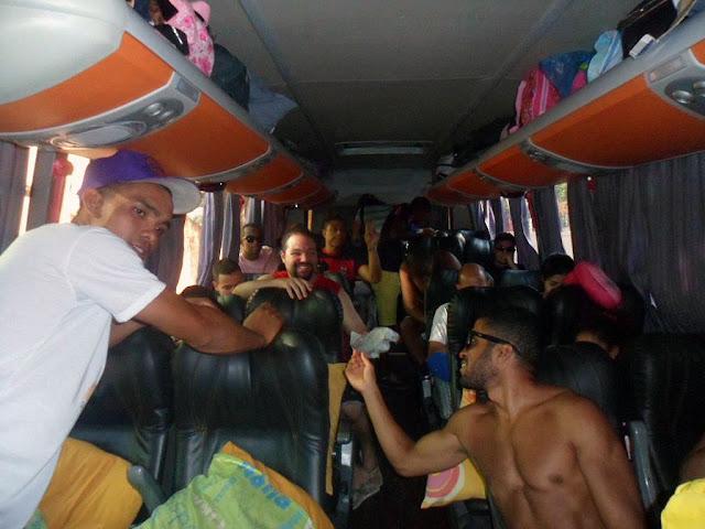 Dicas de viagem, Dunas de Itaúnas, forró pé-de-serra