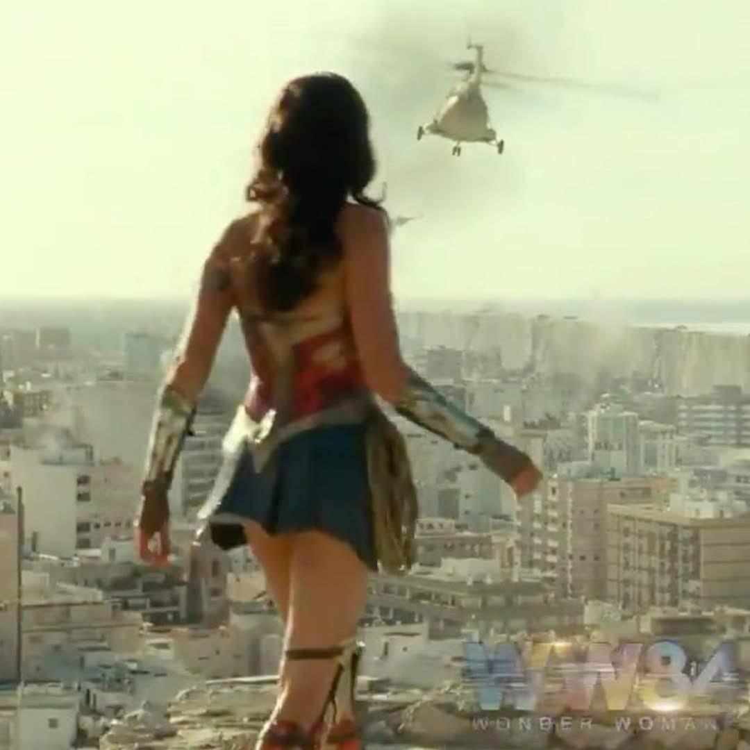 Wonder Woman 1984 Teaser : ガル・ガドット主演の戦うヒロイン映画の第2弾「ワンダーウーマン 1984」が、予告編の初公開に先がけて、ダイアナが意味深なセリフをつぶやいている予告編の予告編のチラ見せをリリース ! !