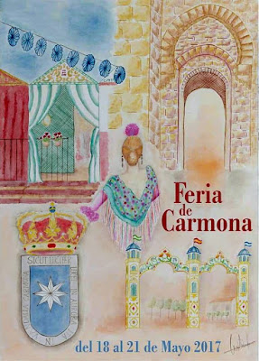 Carmona - Feria 2017 - Cristina Díaz Ortiz