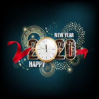 Feliz Navidad y feliz Año nuevo 2020
