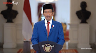 Pidato Presiden RI Rakornas  TPKAD