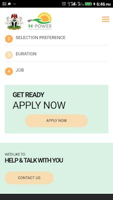 npower teach application form