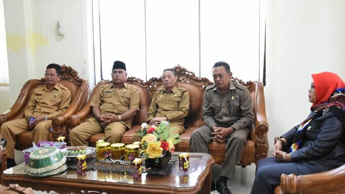Komisi I DPRD Sinjai Bahas Isbat Nikah bersama PA