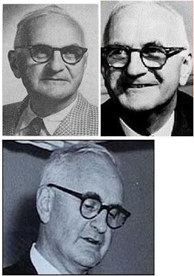 Dr. Donald Ewen Cameron, capo dell'Allen Memorial Institute for Psychiatry alla McGill University (1943-1964), presidente delle associazioni psichiatriche americane, canadesi e mondiali, dell'American Psychopathological Association e della Society for Biological Psychiatry
