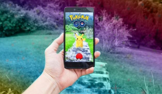 video games innovative controller setups pokemon go ar gaming