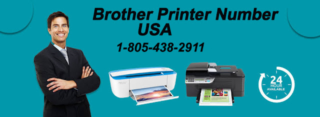 Brother Printer Support Number USA