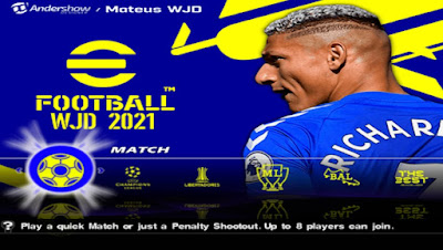 eFootball PES 2022 WJD English Version Season 2021/2022