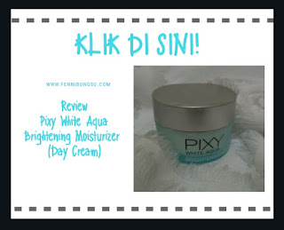 review pixy white aqua brightening moisturizer