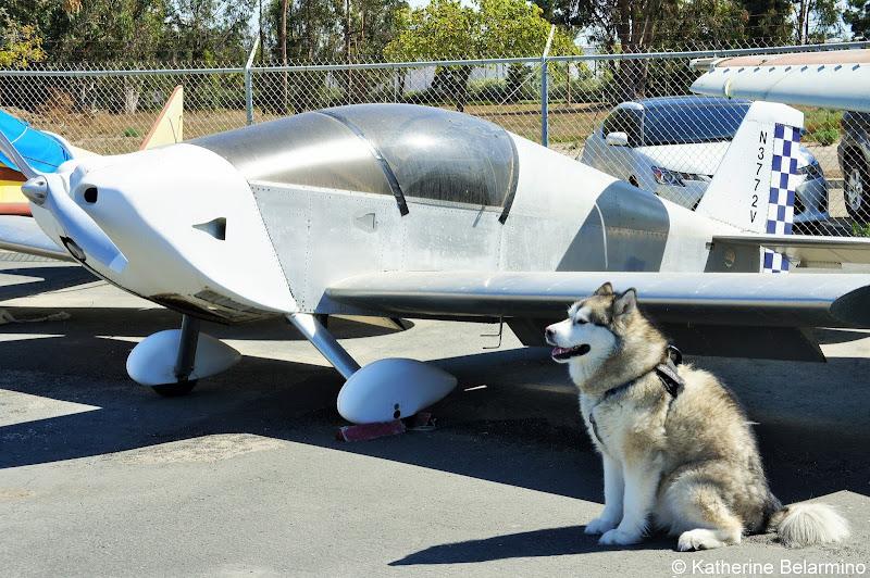 Homebuilt General Aviation Aircraft and Kayla Santa Maria Museum of Flight Central California Weekend Getaway