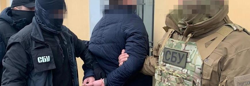 СБУ затримала військового прокурора на хабарі