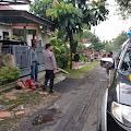Dikira Tewas, Pria Ini Tergeletak di Pinggir Jalan Padamara
