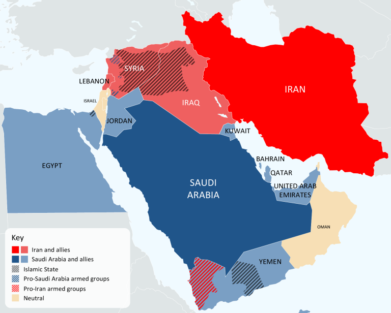 Noahpinion: The Middle Eastern Thirty Years War?