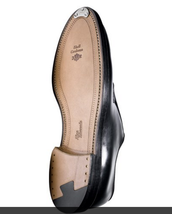 0aab1ff05af16 The most worn item in your wardrobe—that pair of quality leather-soled  dress shoes you regularly wear to the office—requires the ...