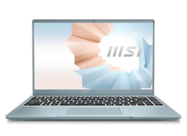 MSI Modern 14 B10MW 279ID, Laptop Keren dengan Harga Ramah di Kantong