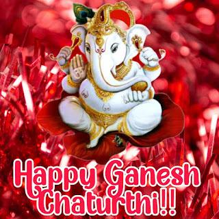 happy bal ganesh chaturthi images hd