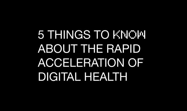 Emerging Digital Health Trends