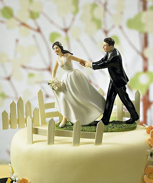 Noiva foge do casamento
