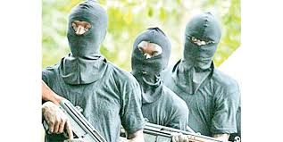 Robbers unleash terror on Edo, kill 12 in bank raid