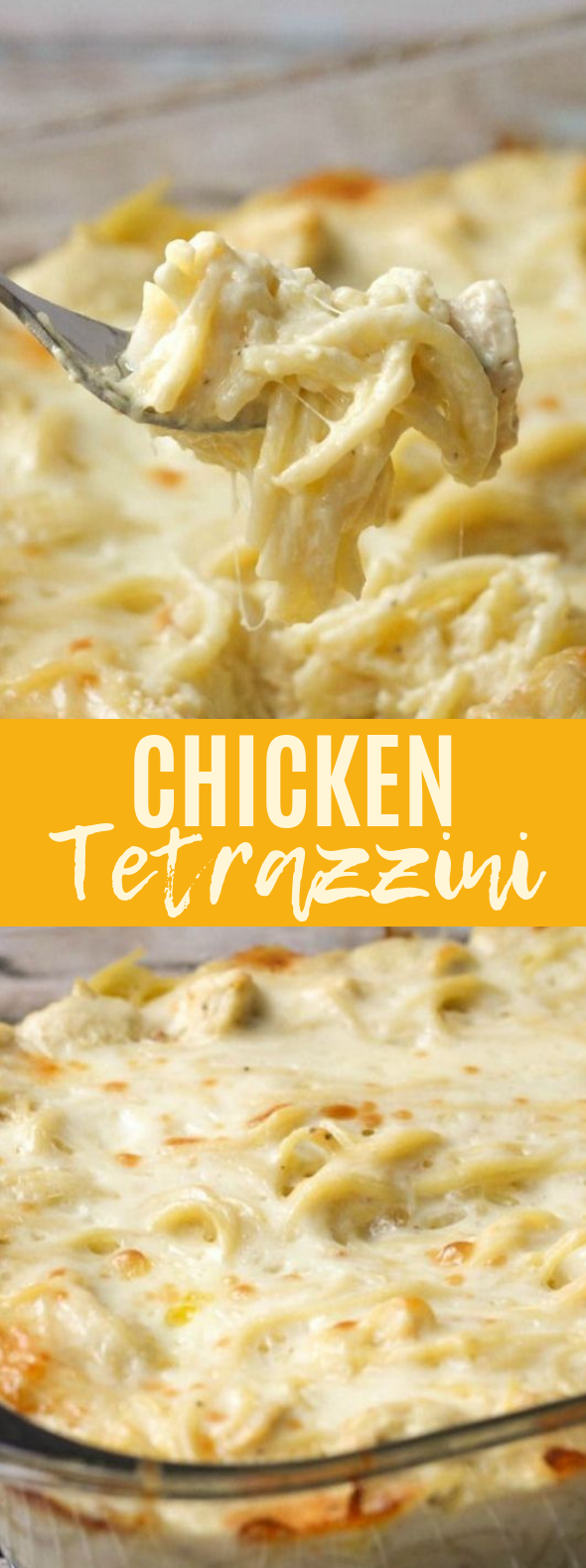 Chicken Tetrazzini #dinner #pasta