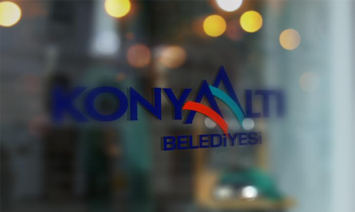 Antalya Konyaaltı Belediyesi Vektörel Logosu