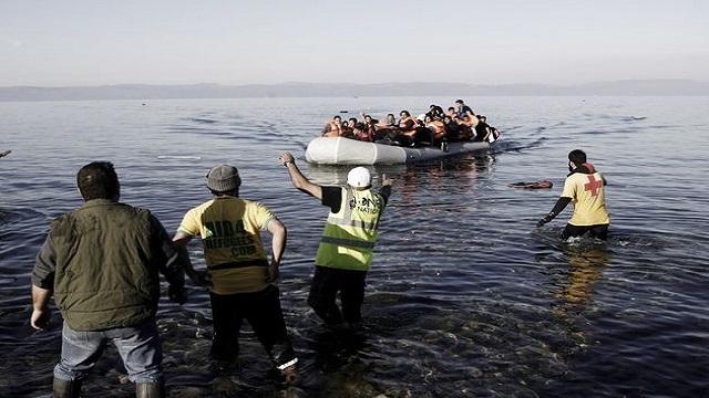 300 και πλέον πρόσφυγες και μετανάστες στα ελληνικά νησιά το τελευταίο 24ωρο