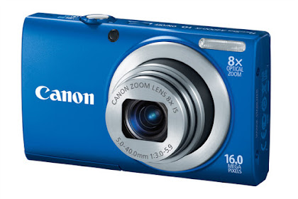Canon PowerShot A4000 IS Driver Download Windows, Mac