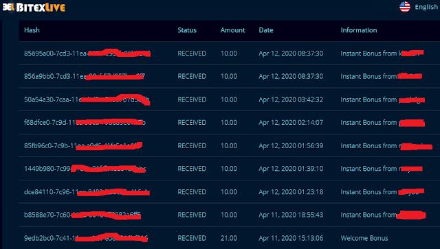 Free Crypto Airdrop 31 USDT Bonus - Rebitcoin