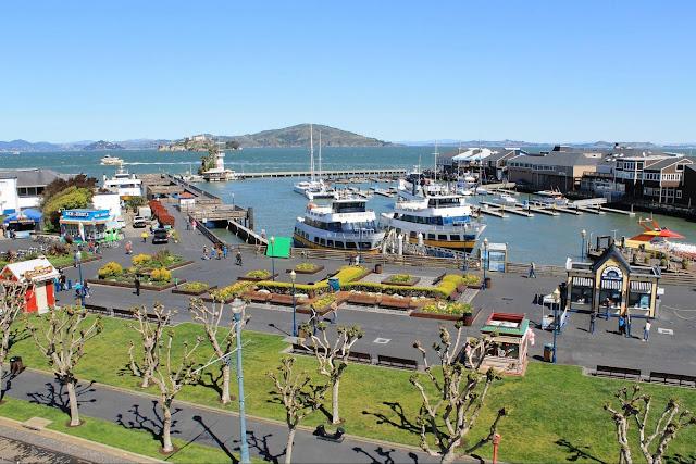 San Francisco : visiter le Fisherman's Wharf en segway