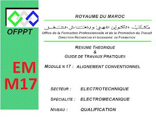 ALIGNEMENT CONVENTIONNEL TÉLÉCHARGER PDF 16 MODULE