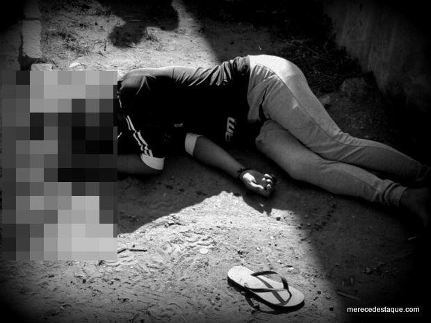 Ex-presidiário é assassinado a tiros no Bairro Palestina em Santa Cruz do Capibaribe