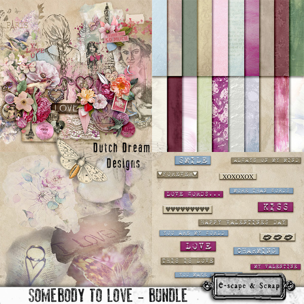 SOMEBODY TO LOVE BUNDLE
