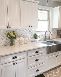 Corner Sink Kitchen Ideas
