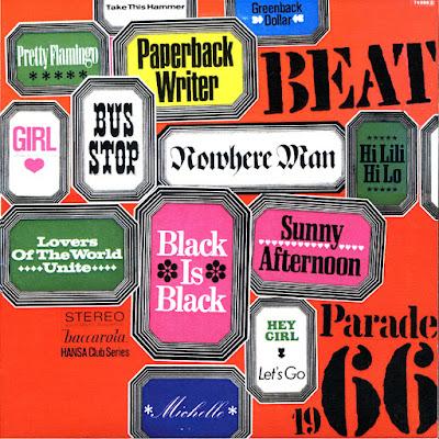 VA - Beat Parade 1966 (from 17 heimatliche/ Baccarola )