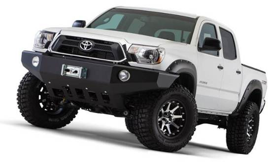 2017 Toyota Tacoma Fuel Economy Canada