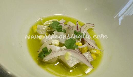 Taberna El Chef del Mar ceviche