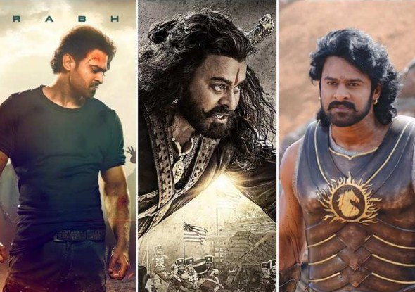 Will Chiranjeevi and Amitabh Bachchan starrer 'Sye Raa' copy the accomplishment of 'Saaho' and 'Baahubali' in the cinema world?