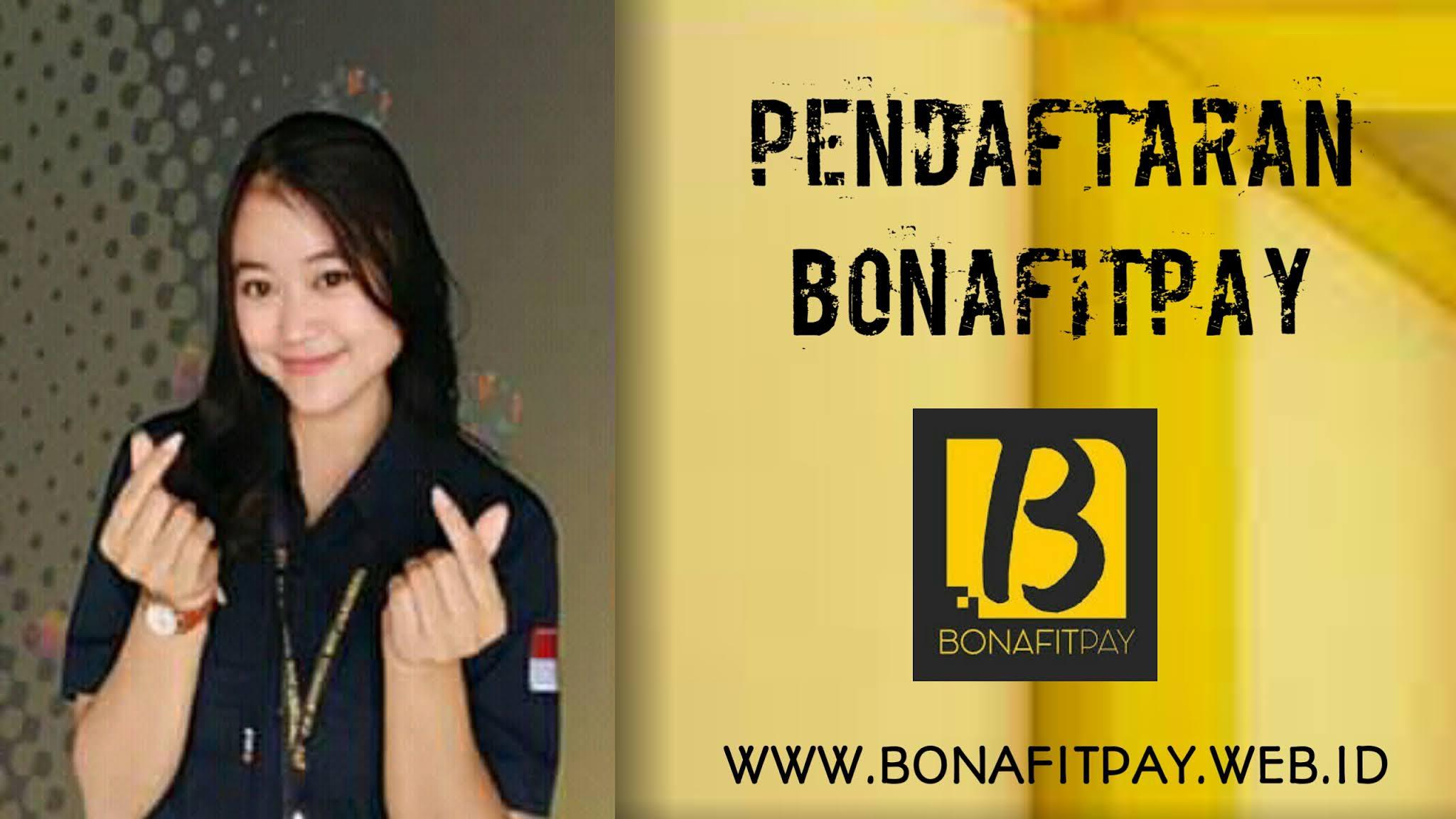 Pendaftaran Bonafitpay