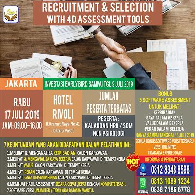 Seminar Psikologi Jakarta   Training Alat Tes Psikologi   WA: 0838-7186-6778