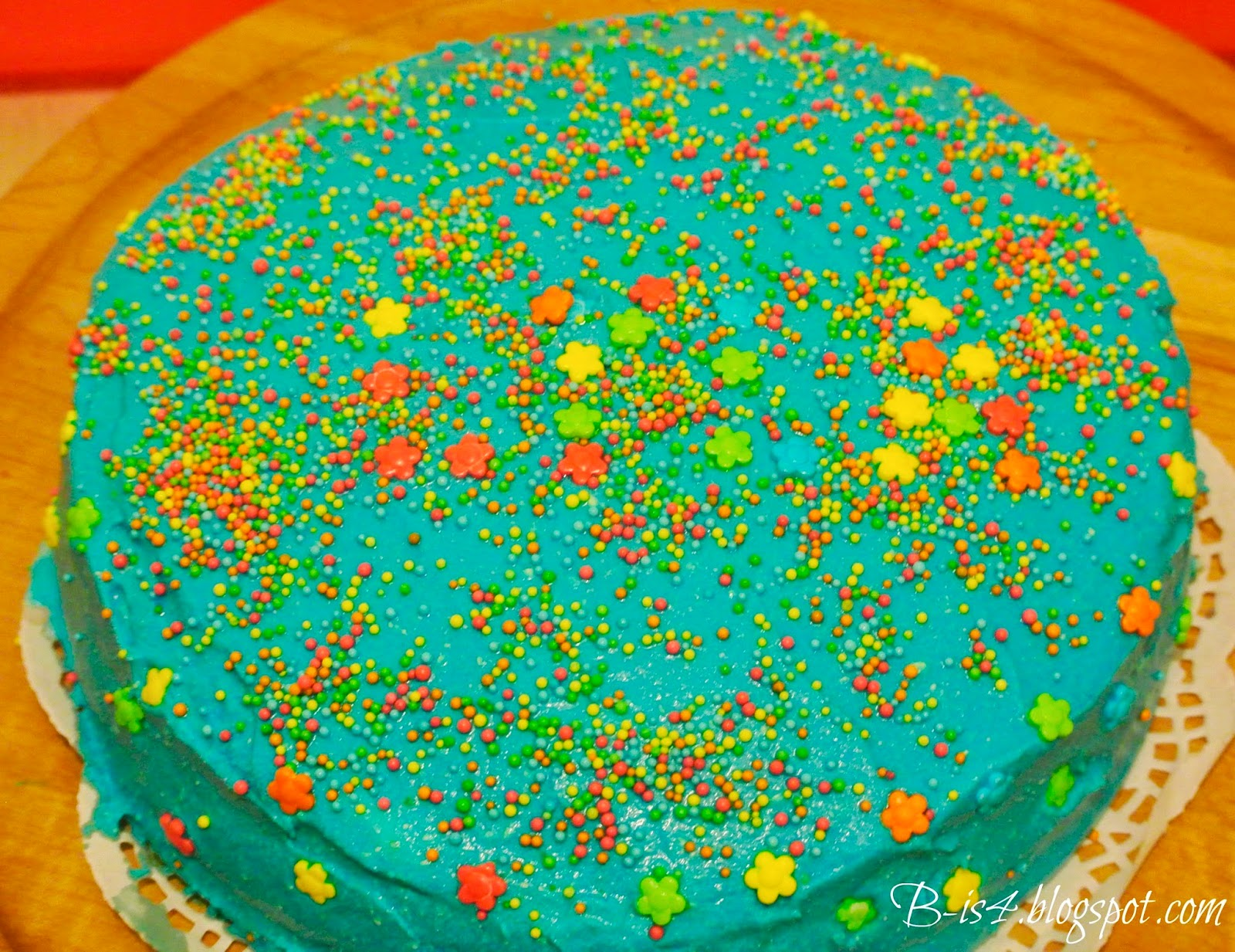 How Yo Make A Rainbow Cake