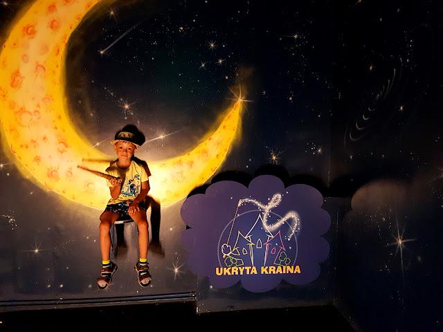atrakcje dla dzieci nad morzem - atrakcje dla dzieci w Kołobrzegu - Ukryta Kraina - podróże z dzieckiem - blog podróżniczy - blog parentingowy