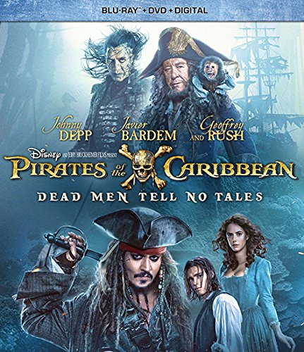 Pirates Of The Caribbean Dead Man Tells No Tales