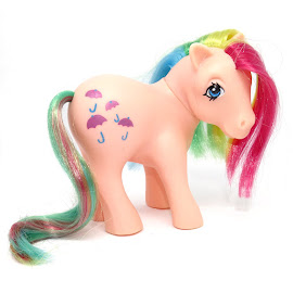 MLP Rosa Year Two Int. Rainbow Ponies I G1 Pony