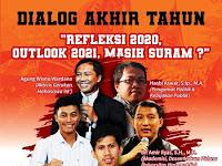 REFLEKSI 2020, OUTLOOK 2021, MASIH SURAM..?