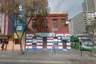 Rincon Canallas restaurante fachada