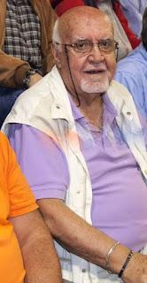 Στερνό αντίο αύριο στον παλιό διαιτητή με το χαμόγελο Σταμάτη Μπισιώτη !