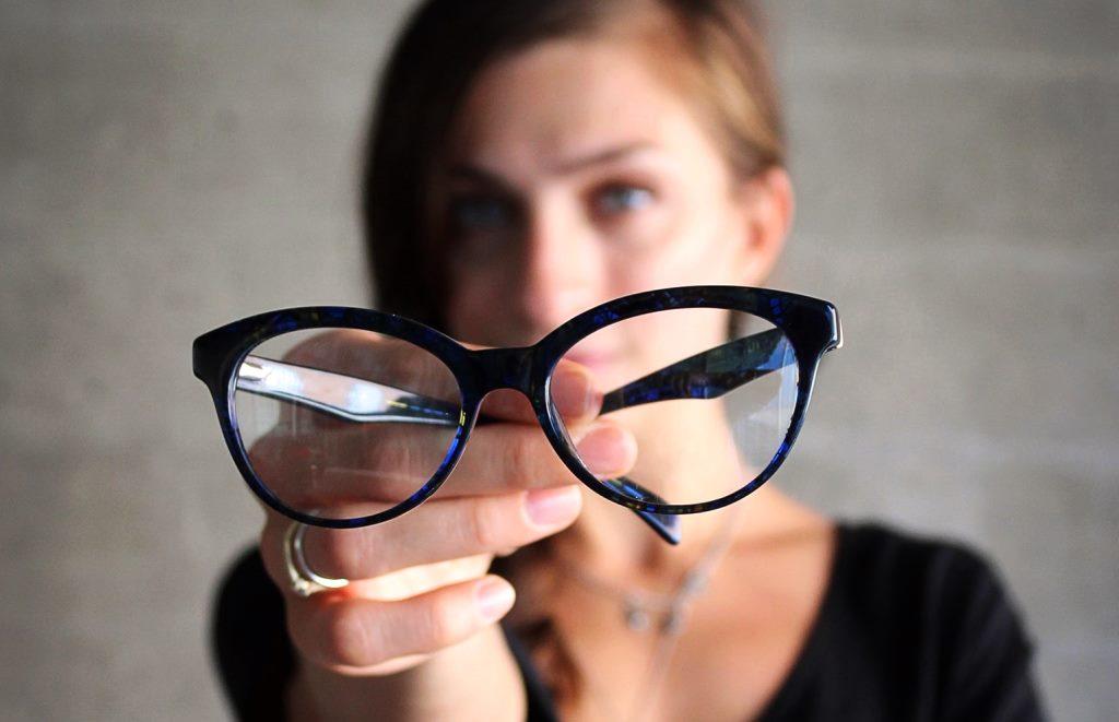 provare occhiali online