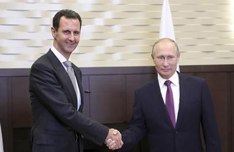 Putin: Jika Teroris Muncul Lagi di Suriah, Kami akan Menindak Tegas