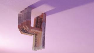 origami money | 3d origami number 4 tutorials (Jo Nakashima ) hướng dẫn cách gấp số 4 bằng tiền giấy